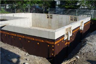 Waterproofing Foundation