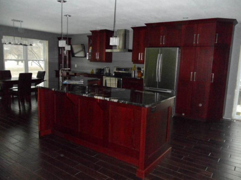 Kitchen Cabinets Walkerton