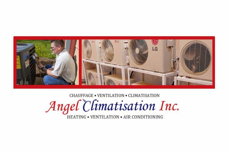 Angel Climatisation Inc Pierrefonds Qc 5229 Rue