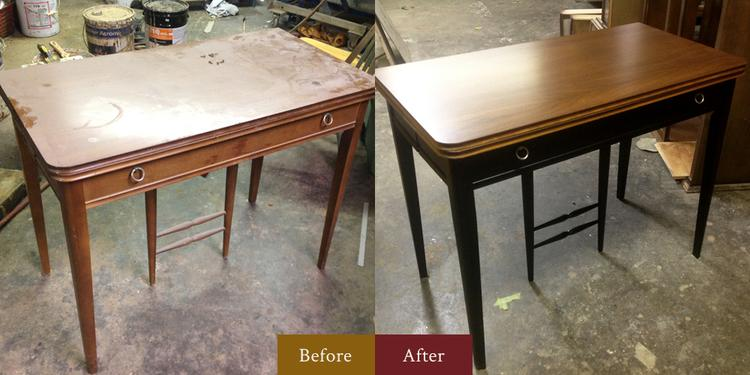 classic furniture restoration sales stouffville on