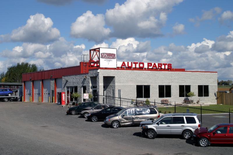 Dom S Auto Parts Co Ltd Courtice On 1604 Baseline Rd W Canpages