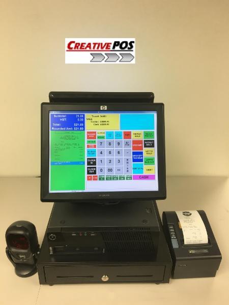 Creative Pos Ltd Mississauga On 4 104 2600 Skymark