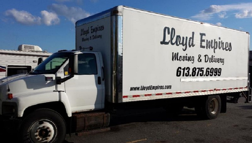 Lloyd Empires Moving & Delivery - Déménagement et entreposage - 613-875-6999