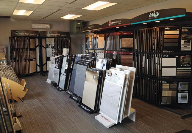 Visit our showroom today!