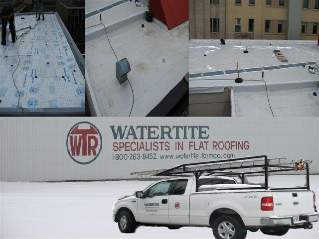 ... Photo Watertite Roofing   Specialists In Flat Roofing