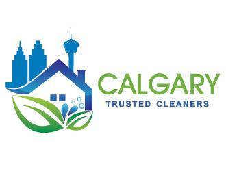 Calgary Trusted Cleaners Logo