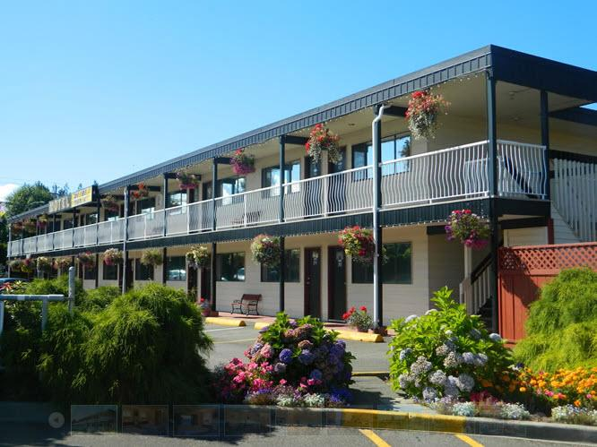 Parksville Bc Motels And Hotels