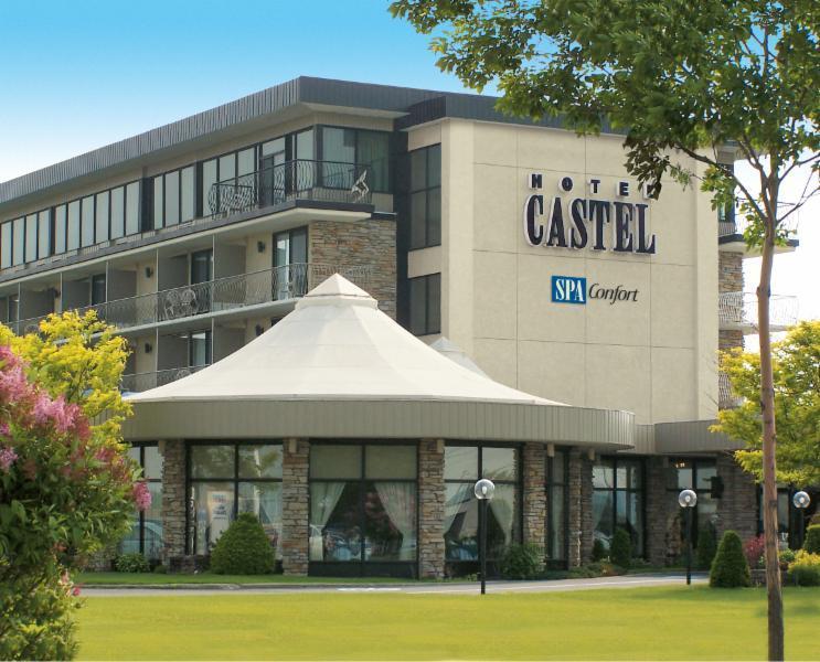 Hotel Castel Et Spa Granby