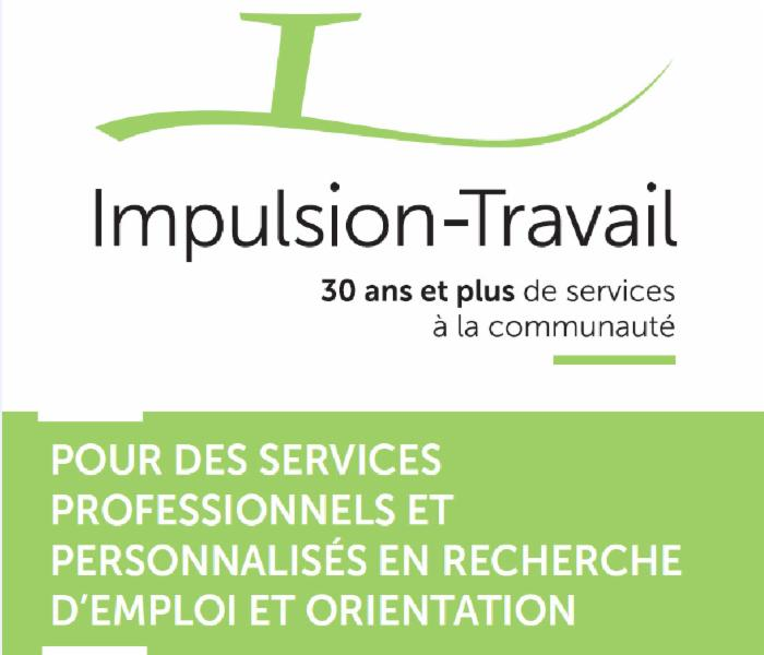 Impulsion Travail                          (514) 327-1363