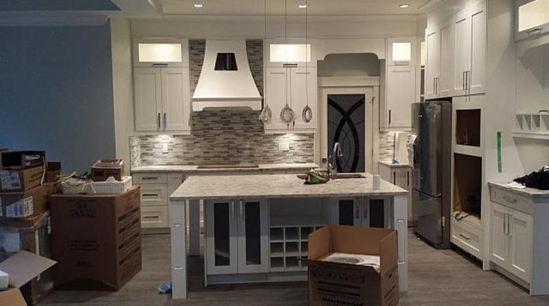 Kitchen Cabinets Bc Inspiration Kitchen Cabinets Surrey Bc Canada  Mf Cabinets Inspiration
