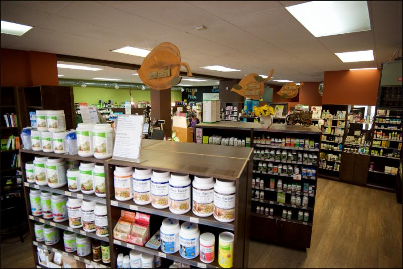 Natural Foods Stores In Quebec City