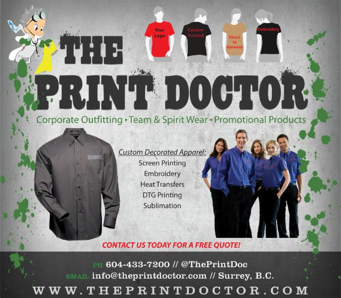 The Print Doctor Surrey Bc 6 12318 84th Avenue Canpages