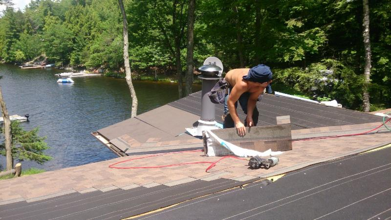 Island Roofing Inc Opening Hours Muskoka On