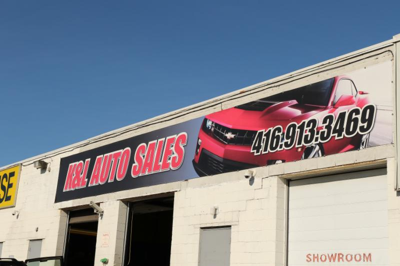 Kandl Auto Sales North York On 4699 Keele St Canpages