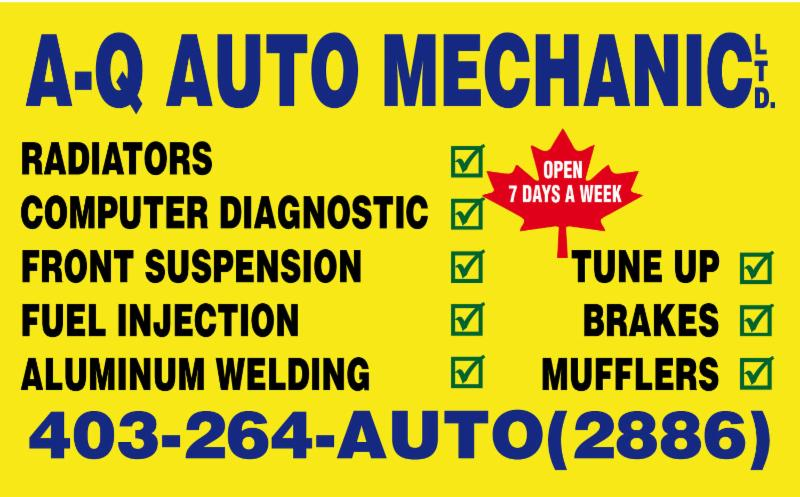 photo A-Q Auto Mechanic Ltd