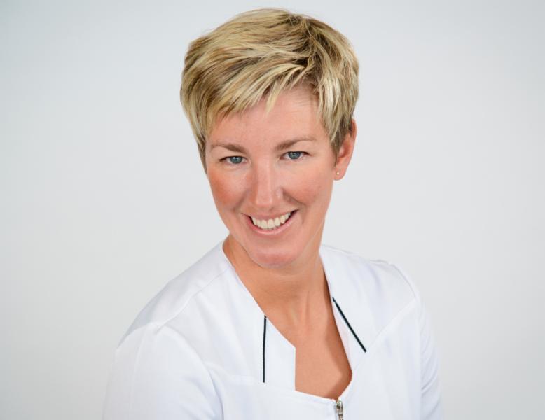 Andrée Flamand, dmd