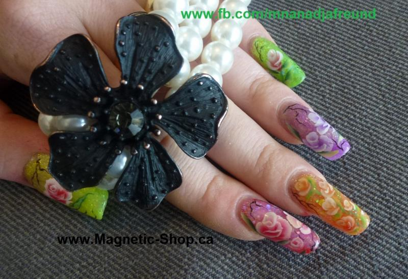 Magnetic Nail Design Langford
