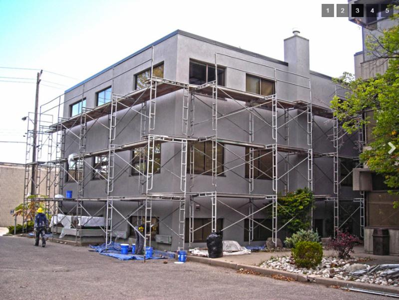 A N Exterior Stucco Etobicoke On 5 Capri Rd Canpages