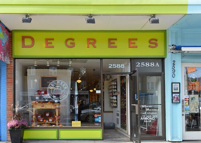 Degrees kitchen store toronto on 2588 yonge st canpages for 98 degrees tanning salon scarborough