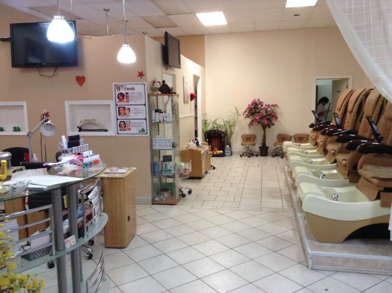 Ongles cartier spa laval qc 3483 boul cartier o - Salon ongles montreal ...