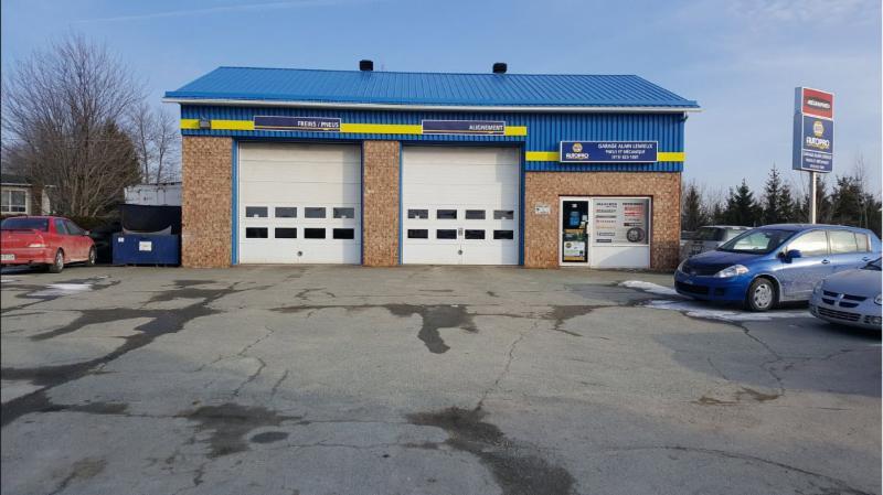 Garage alain lemieux inc sherbrooke qc 30 ch dion for Garage alain nemours