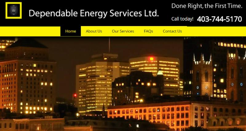 photo Dependable Energy Services