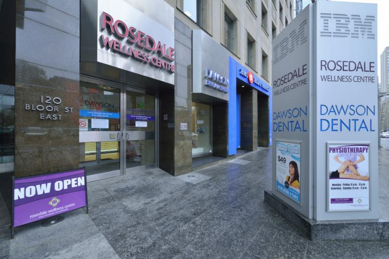 Toronto Dentist Dawson Dental Centre on Bloor Street