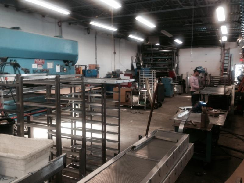 Service Metal Fabrication Toronto : Cl custom fabrication service mississauga on