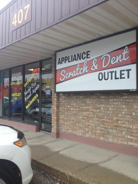 Scratch And Dent Appliances Kitchener Ontario