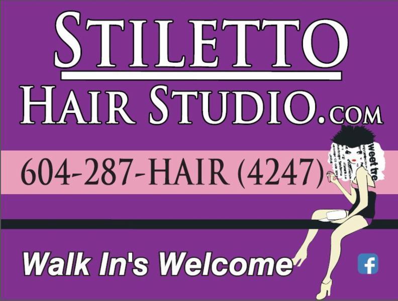 Stiletto Hair Studio