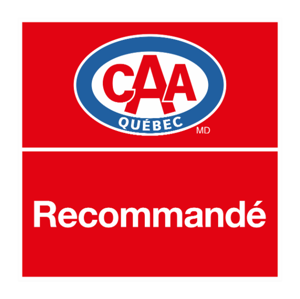 Service 2000 is a CAA-Québec Approuved Supplier