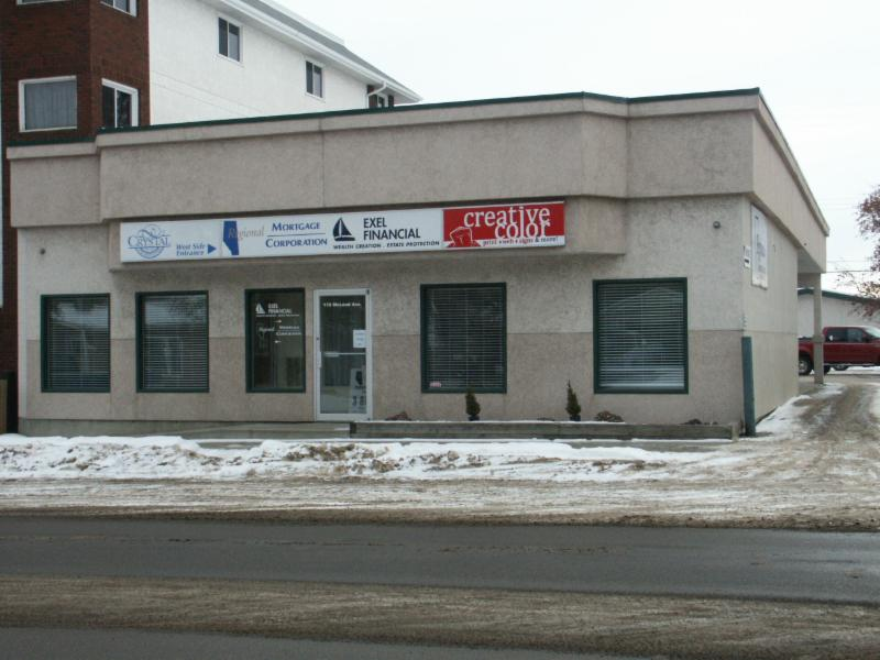We are located in the back of the building at 110D McLeod Ave. Behind Gifts and Gadgets and Buster's Pizza.