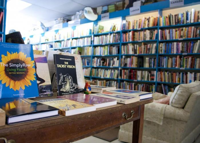 photo People's Co-Op Bookstore