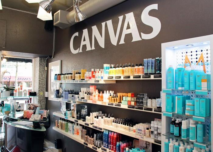 Canvas salon nails opening hours 2254 4th ave w for Nail salon hours