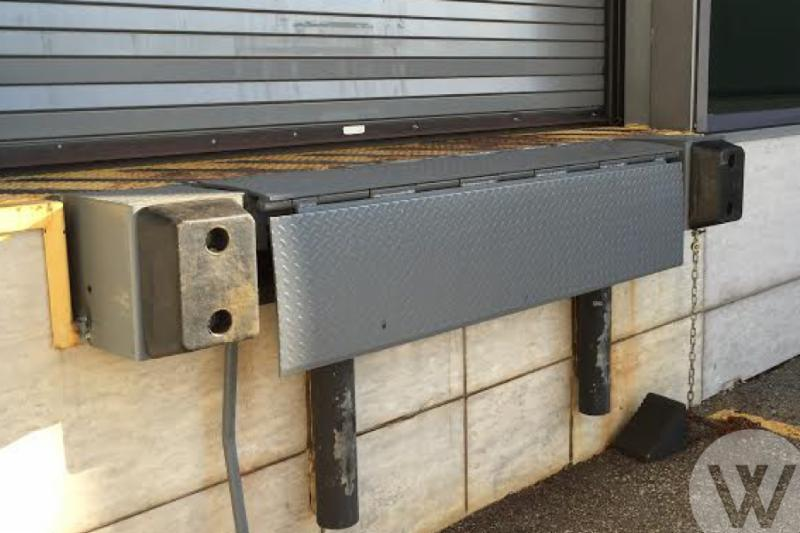 Edge of Dock Leveler is an alternative for loading areas with limited space. Conventional Dock Levelers are installed inside a facility into a pit.