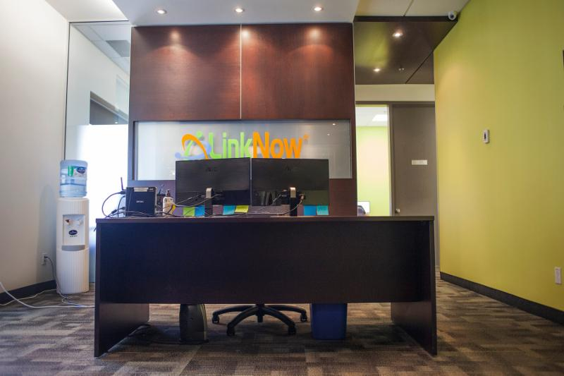LinkNow Media - Reception