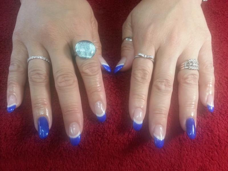 Red stone nail salon peterborough on 174 charlotte st for A charmed life nail salon