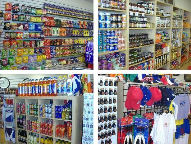 photo The Wandering Scott British Shop