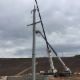 Midlite Powerline Construction - Crane Rental & Service - 7807146559