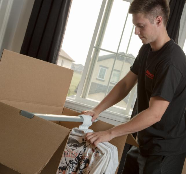 Matco has over 50 years of experience in residential moving. In addition to transporting your household goods, we are pleased to offer additional services like packing.