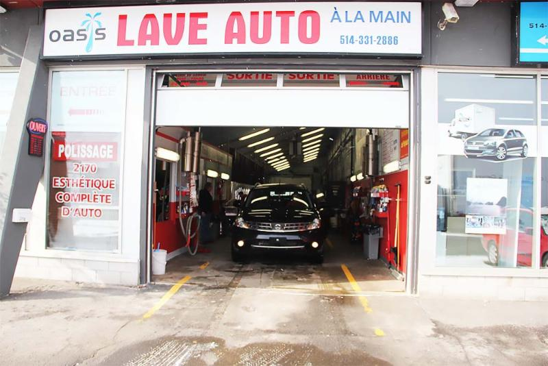 Lave Auto Oasis Opening Hours 2170 Marcel Laurin Bl