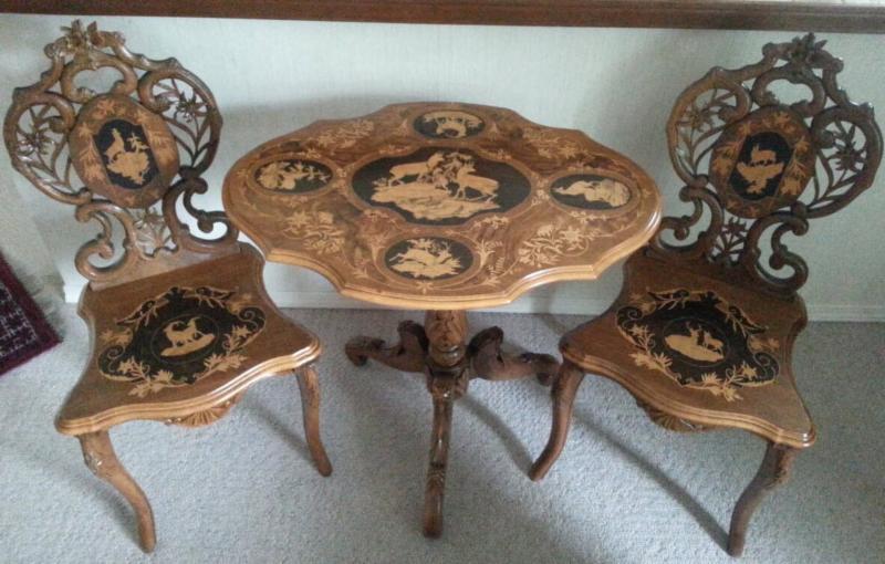 Laric Furniture Refinishing Ltd - Port Moody BC -  Spring St