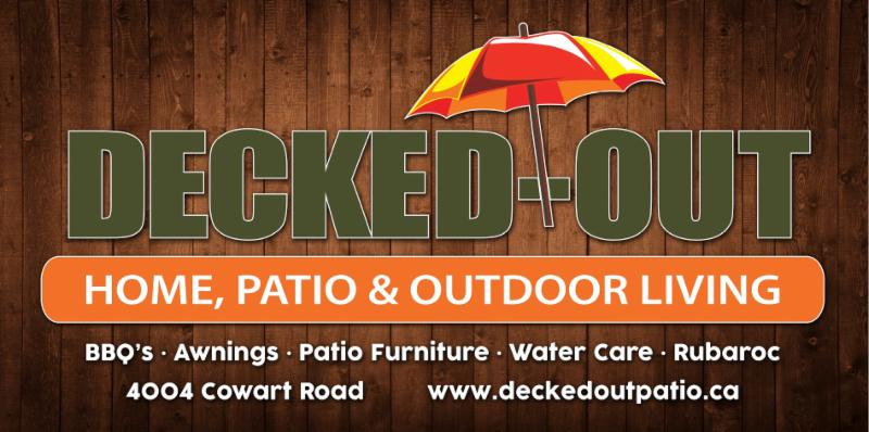 Decked Out Home & Patio Furnishings Prince George BC 4004 Cowart Rd