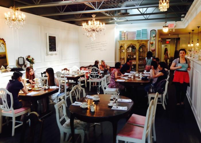 Neverland tea salon vancouver bc 3066 broadway w for A salon vancouver