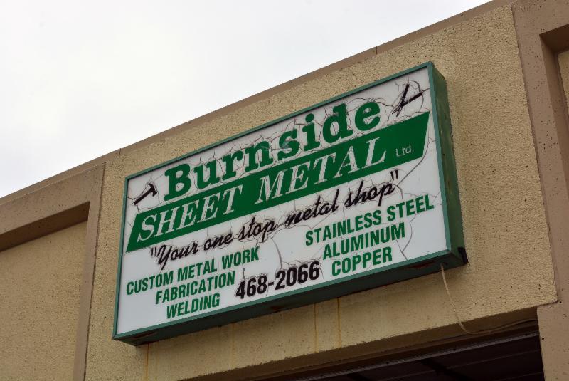 Burnside Sheet Metal Ltd Opening Hours 170 Joseph