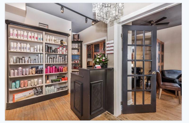 Gravity salon spa barrie on 206 bradford st canpages for Gravity salon