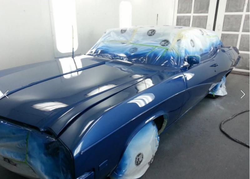 Auto body paint shop scarborough 12