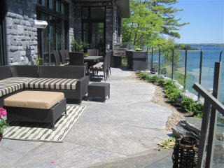 Image gallery lakeside landscaping for Complete garden services