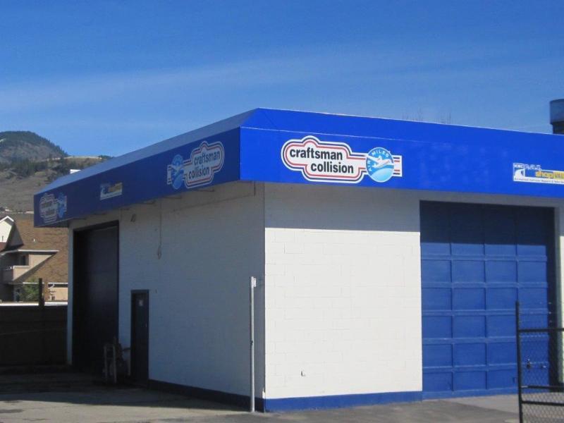 Okanagan Awning Sign Maintenance