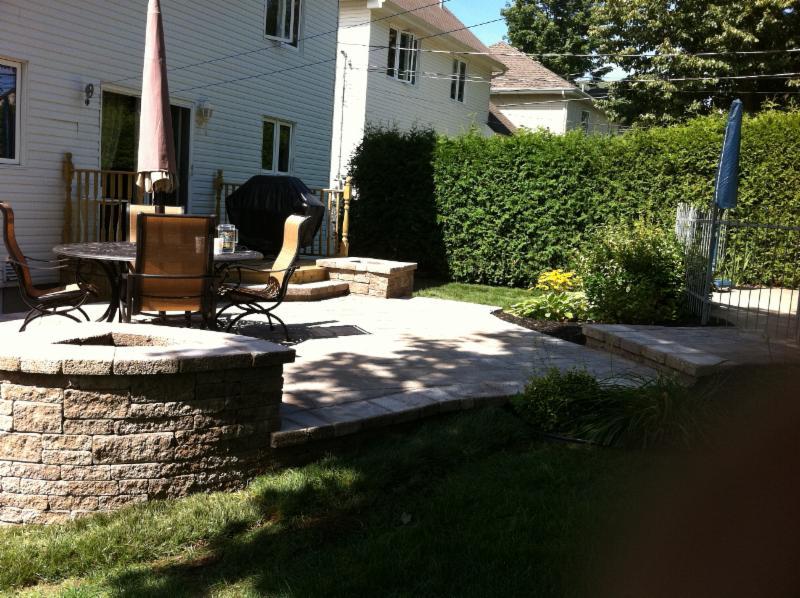 Fontaine paysagiste inc horaire d 39 ouverture 37 rue du - Horaire piscine blainville ...